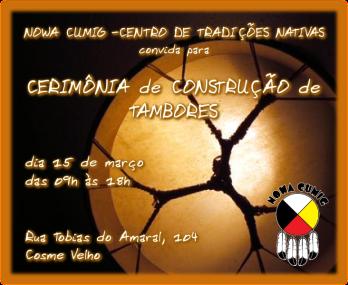 flyer tambores março 2015